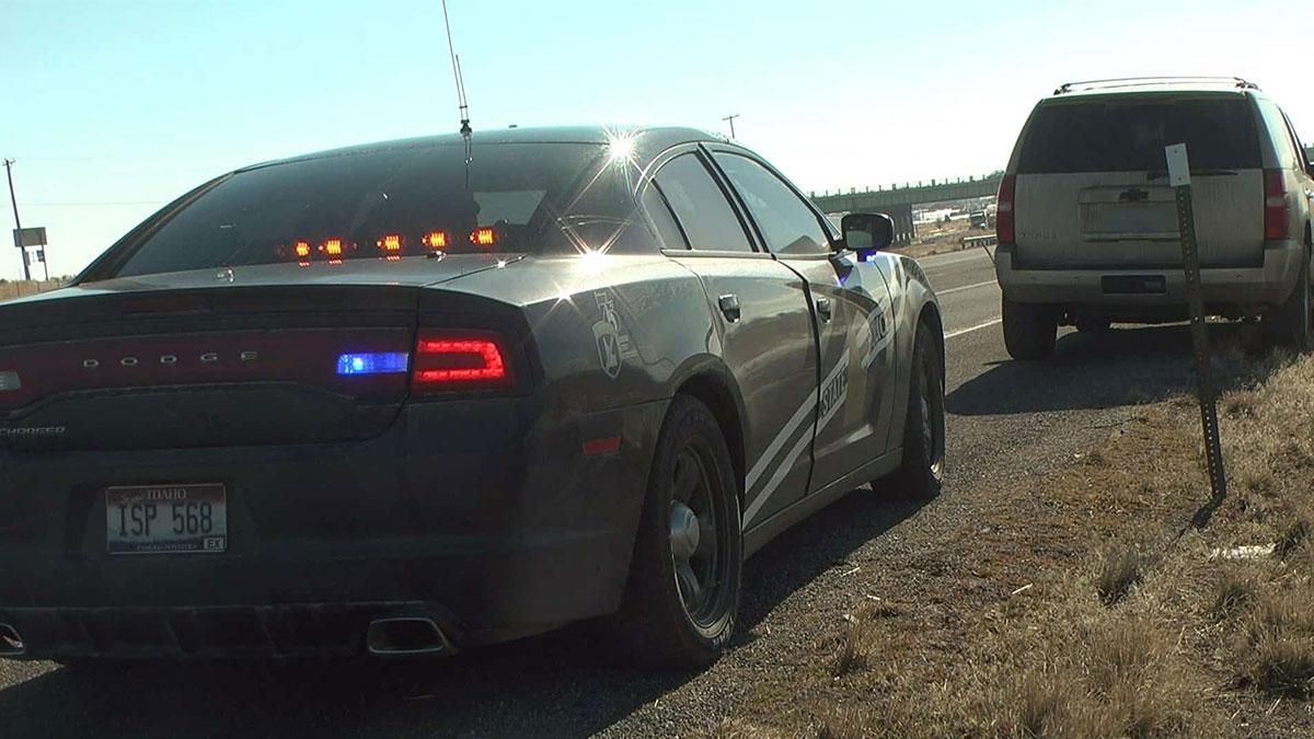 Idaho Police Stop