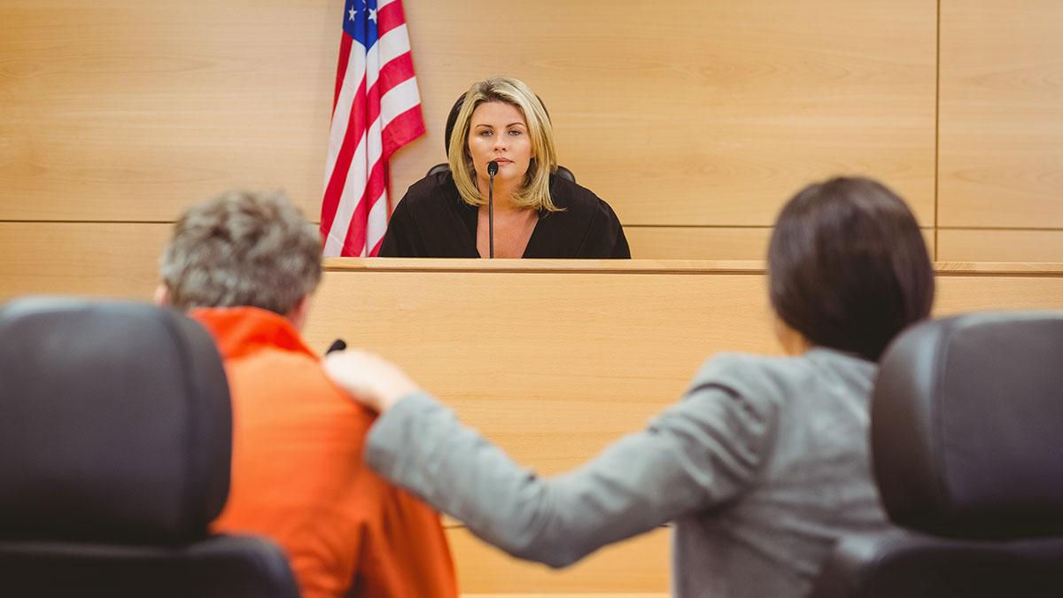 Judge or Prosecutor Dismisses Criminal Cases